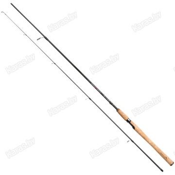 Спиннинг Mikado Amberlite Light Spin 210, углеволокно, штекерный, 2,1 м, тест: 5-18 г, 134 г
